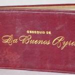 Libreta notas LA BUENOS AYRES