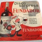 Disco vinilo FUNDADOR