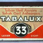 Caja de cerillas TABALUX