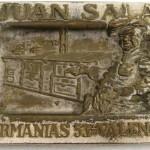 Cenicero bronce COCINAS JUAN SALA
